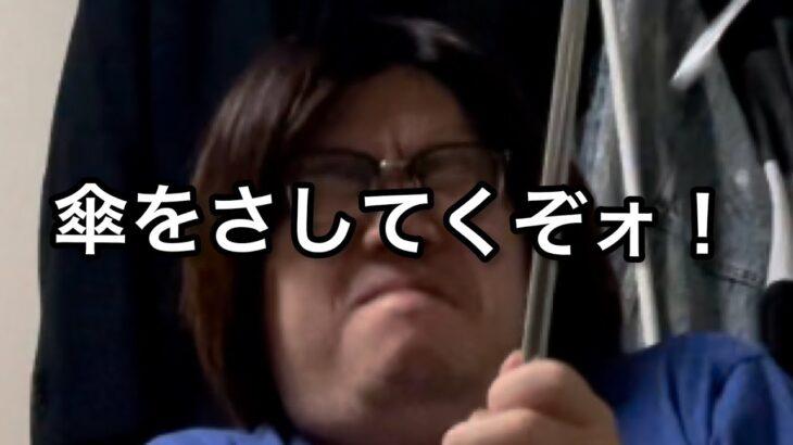 なんか傘って漢字、ロトの紋章みたいだよな