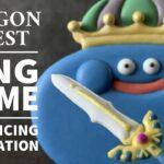 【ドラゴンクエスト】キングスライムをロトの剣の会心の一撃で倒してみた【アイシングクッキー】
