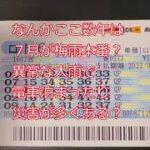 ロト6購入(2021/07/11公開分)1602回【#ロト6】【#ロト6】