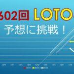 2021年7月12日、1602回ロト6の当選数字の予想に挑戦!