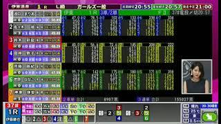 210722 伊藤勝也解説員 オッズタイム中に選手のドラマを語る
