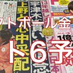 ロト6の予想とミニロトの結果発表と解説❣️1等がかなり当たっています。下の数字にプラスして下さい。連続入れる。東京オリンピック3大会ぶりに復活したソフトボールで、日本は金メダルに輝いた、🥇おめでとう
