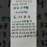 7月16日  第428回  ロト7予想