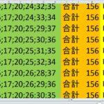 ロト7 合計 156 ビデオ 58