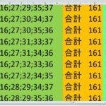 ロト7 合計 161 ビデオ 11