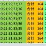 ロト7 合計 164 ビデオ 11