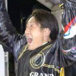 オッズパーク杯SG第25回オートレースグランプリ最終日・優勝戦(枠番選択)、念願の賞金ボード手に「これ夢やったんよ!」 篠原睦(飯塚26期)がデビュー22年目のSG初戴冠で通算37V!