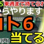 日曜のWIN5まで待ってられない!!【ロト6】で2億円当てる‼
