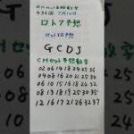 9月10日  第436回  ロト7予想