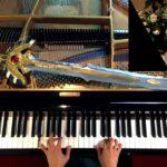 ドラクエⅢ 冒険の旅~ジパング~ピラミッド ピアノ  (ロトの剣 作ってみた)  DQ3 PIANO COVER