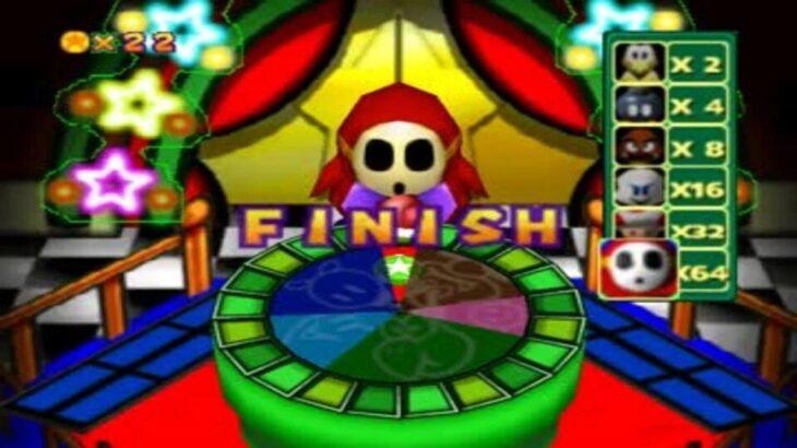 【マリオパーティ3】ギャンブルミニゲーム BGM【5分耐久】【MARIO PARTY 3】